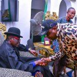 Diri Condoles With Kolokuma Monarch's Family Over Slain Brother